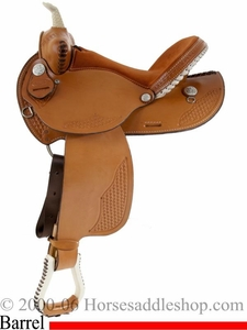 15inch 16inch Dakota Barrel Racers Saddle