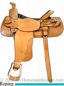 16inch 17inch 18inch Billy Cook Team Roper Saddle