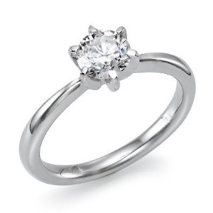 2.5 cttw, G Color, SI3 Clarity Solitaire Diamond Engagement Ring