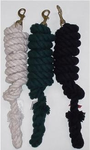 8 1/2' Super Heavy Cotton Lead Rope