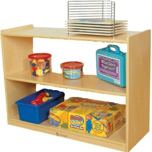 A+ Childsupply Economy Deep-Shelf no Back Panel