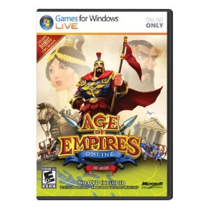 Age of Empires Online - Microsoft - Windows Vista / 7