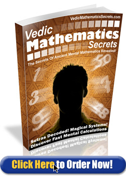 Amazing Mental Math Secrets - Ancient Vedic Math