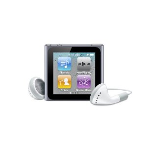 Apple iPod nano 16 GB Graphite (6th Generation)
