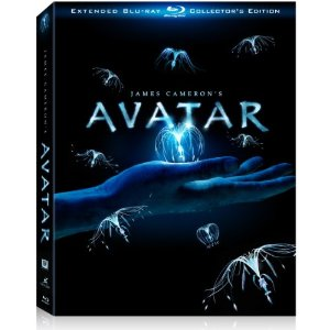 Avatar (3-Disc Extended Collector's Edition + BD-Live) [Blu-ray]