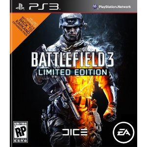 Battlefield 3 - Limited Edition - PlayStation 3