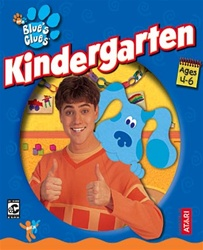 Blues Clues: Kindergarten Activities - CD - Software