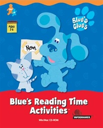 Blues Clues: Reading Time Activities - CD