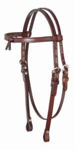 Circle Y Futurity Browband Headstall