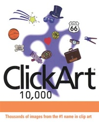 ClickArt 10000 - CD - Software