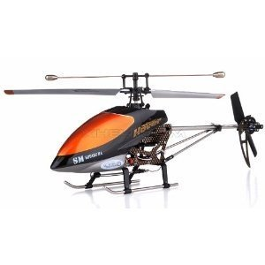 "New Double Horse 9100 ""Hover"" 3-Channel Sports R/C Helicopter"
