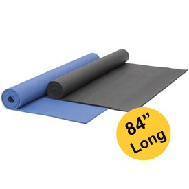 Extra Long 1/4'' Deluxe Yoga Mat