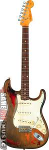Fender Custom Shop Tribute Rory Gallagher Stratocaster Electric