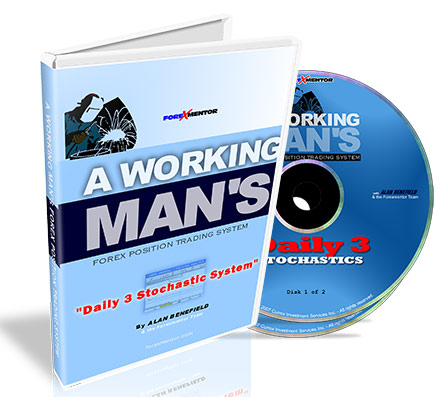 A Working Man's Forex Position Trading System by Alan Benefield