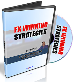 Forex Winning Strategies by Vic Noble (DVD + online)