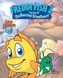 Freddi Fish 2: The Case of The Haunted Schoolhouse - CD