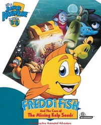Freddi Fish™ and the Case of the Missing Kelp Seeds™ - CD