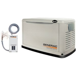 Generac Guardian Series 5875 20,000 Watt Air-Cooled Propane
