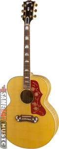 Gibson SJ200 Pete Townshend Jumbo Acoustic-Electric Guitar