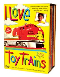 I Love Toy Trains 5-DVD Collectors Boxed Set