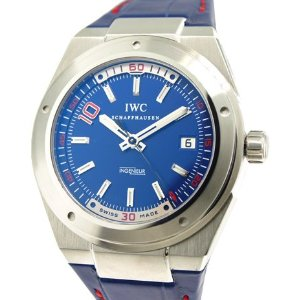 IWC Ingenieur Edition Zinedine Zidane Mens Watch 3234-03