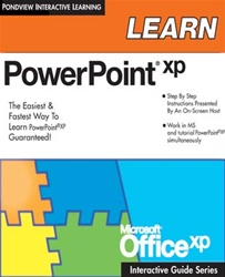 Learn Microsoft Powerpoint XP - CD