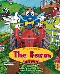 Lets Explore The Farm™ - CD - Software