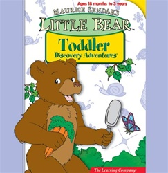 Little Bear Toddler Discovery Adventures - CD