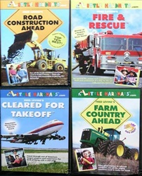 Little Hardhats Best Sellers 4-DVD Set