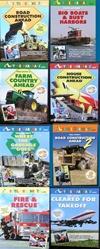 Little Hardhats Complete Library 8-DVD Set
