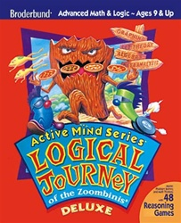 Logical Journey Of The Zoombinis - CD