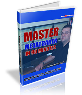 Mastering MetaTrader 4 In 90 Minutes Alan Benefield CD + onlile