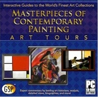 Masterpieces of Contemporary Painting CD