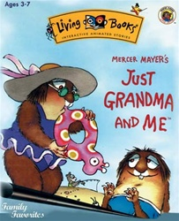 Mercer Mayers Just Grandma And Me - CD