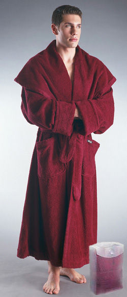 Monk Luxury Bathrobe for Men