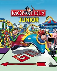 Monopoly Junior - Jewel Case