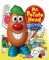 Mr. Potato Head Activity Pack- Jewel Case