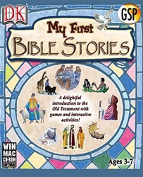 My First Bible Stories - Box