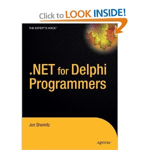 .NET 2.0 for Delphi Programmers [Hardcover]
