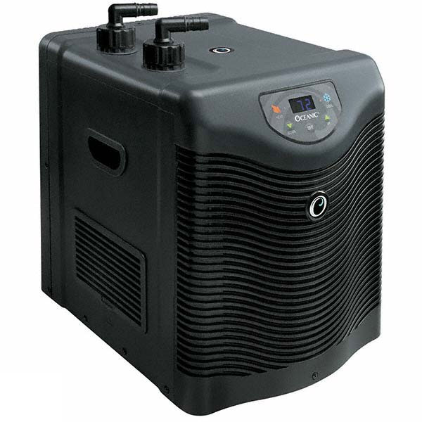 Oceanic Aquarium Chiller 1 Hp (Up to 250 Gallon)