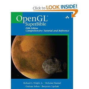 OpenGL SuperBible: Comprehensive Tutorial and Reference (5th Ed)