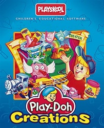 PlaySkool Play-Doh Creations - Jewel Case