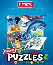 PlaySkool Puzzles - CD