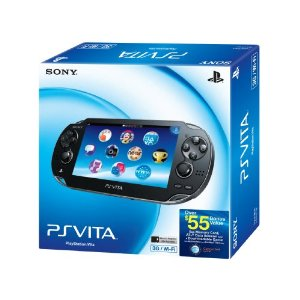 PlayStation Vita 3G/Wi-Fi Launch Bundle