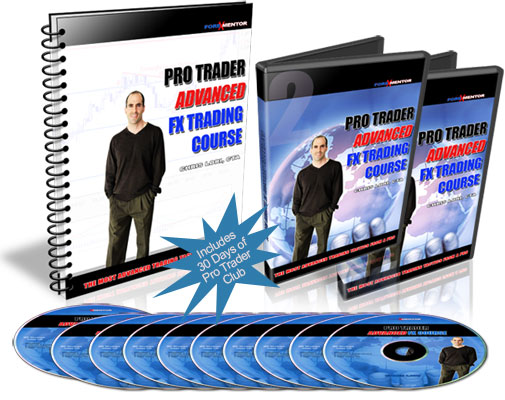 Pro Trader Advanced Forex Course by Chris Lori (hardcopy)