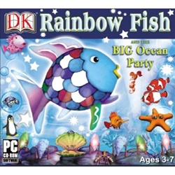 Rainbow Fish and the Big Ocean Party - CD
