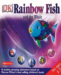Rainbow Fish and the Whale - Jewel Case