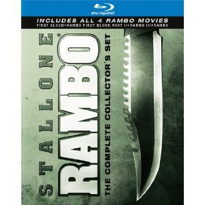 Rambo: The Complete Collector's Set - Blu-ray