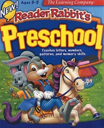 Reader Rabbit Preschool - CD