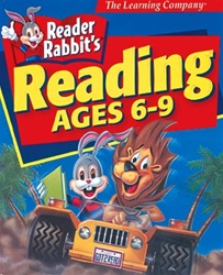 Reader Rabbit Reading Ages 6-9 - CD